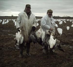 Arkansas Geese Hunting